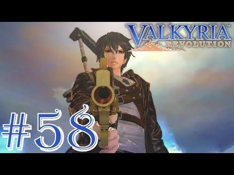 Valkyria Revolution - Chapter 7 - Part 58 - Grand General Gustav('s Airship) Boss Battle