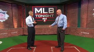 Blocking baseballs with Joe Girardi