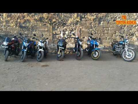 Ride To Vasai Fort or Bassein Fort | Suzuki Gixxer SF
