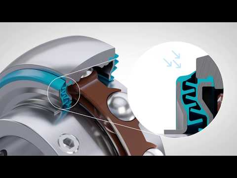 SKF innovation in bearing unit hygienic design and performance (with Finnish subtitles)