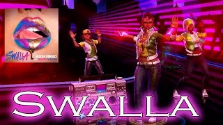 "Dance Central Fanmade - ""Swalla"" Jason Derulo ft. Nicki Minaj, Ty Dolla $ign |Fanmade|"