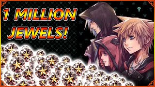 1 Million Jewels Are Back & Much More! ~ KH Union χ[Cross]