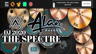 DJ The Spectre x K-391- Alan Walker    Real Drum Cover