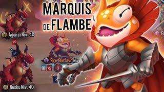 ME ENCANTA ESTE FARADAY de FUEGO!😍 - MARQUIS DE FLAMBE - Monster Legends Review