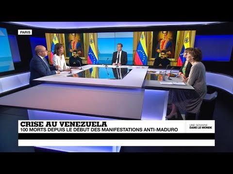 Crise au Venezuela : la fin du chavisme?