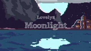 Lovelyz(러블리즈) MOONLIGHT(월광) Eng/Han/Rom Aesthetic Lyrics