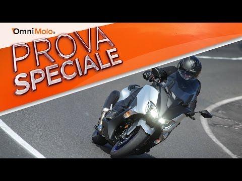 Yamaha TMAX SX e DX 2017 | Lo scooter per molti... ma non per tutti