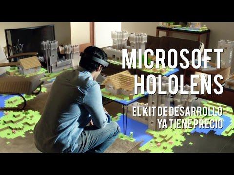 Microsoft Hololens: características, juegos y precio
