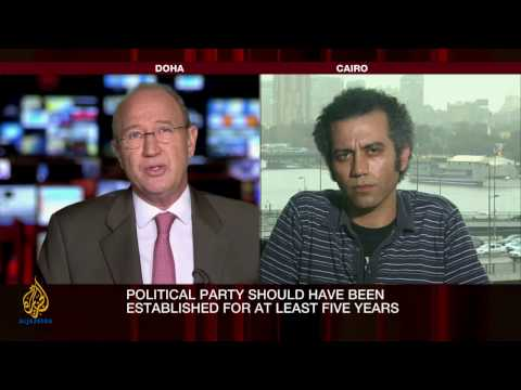 Inside Story - Mohamed El Baradei for the Egyptian presidency?