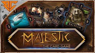 Majestic The Card Game - Un videogioco Made In Italy divertente e ben fatto