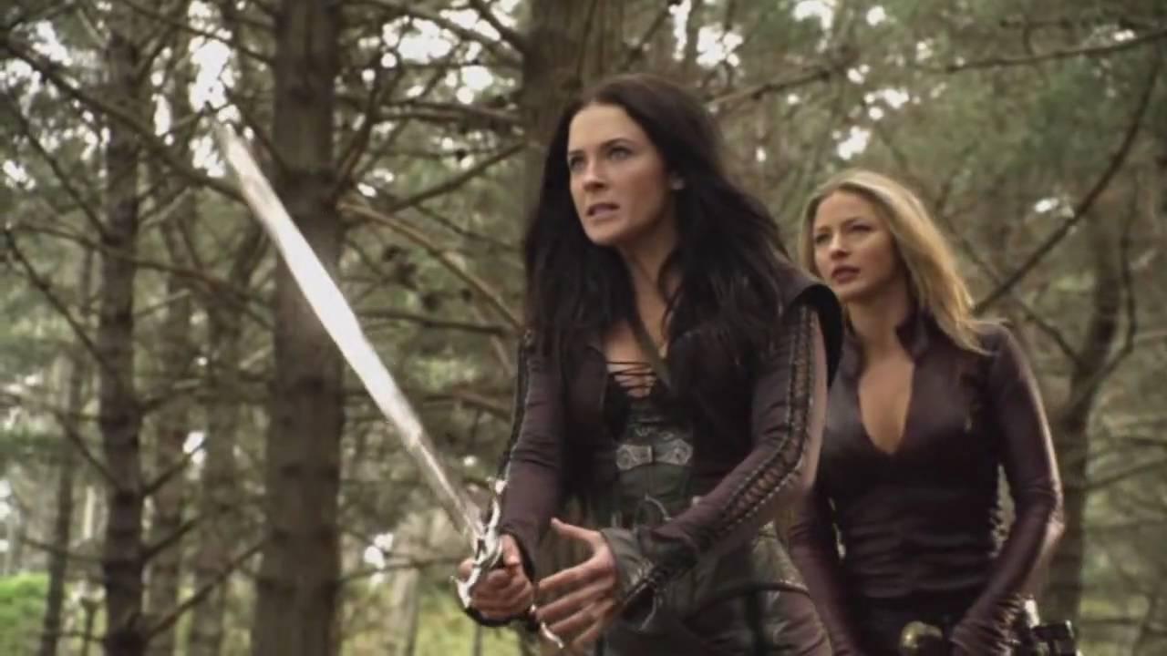 Download Legend of the Seeker Battle - Kahlan and Cara