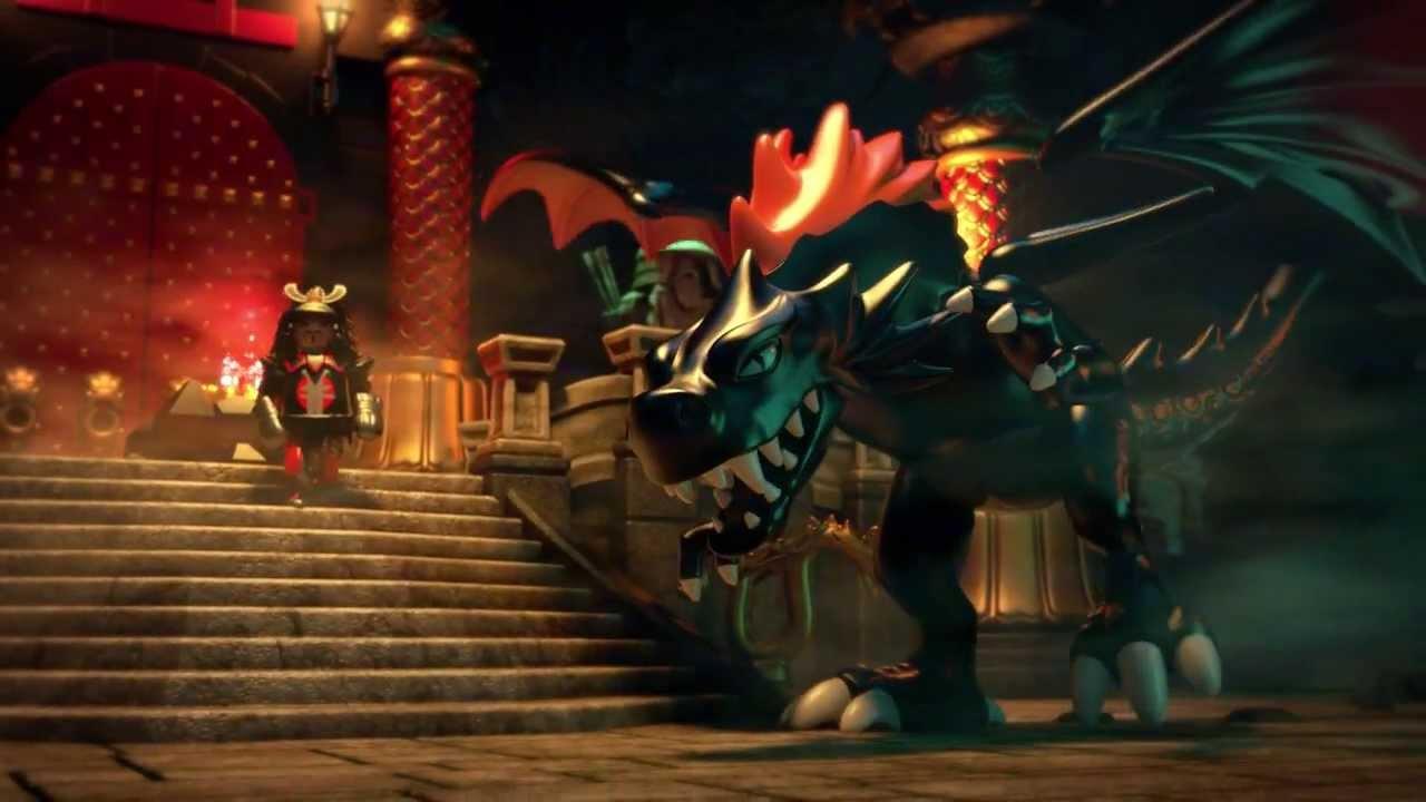Playmobil Dragons Der Film Die Hüter Der Drachenherzen Deutsch