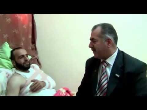 -AnalizMerkezi- Özgür Ordu Komutanı Abdulkadir Salih'e Saldırı!