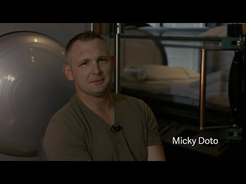 Micky Doto | Independence Fund Hyperbaric & Wellness Center