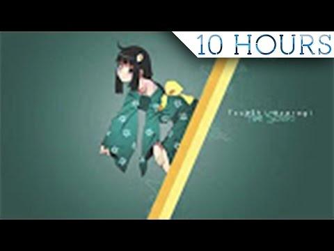 Nisemonogatari OP 3: Platinum Disco/Hakkin Disco (白金ディスコ) - Yuka Iguchi 10 HOURS