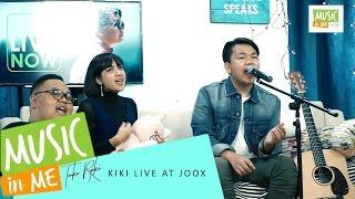 Download lagu Kiki Live at JOOX (Music In Me Track 06)