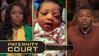 Woman Got Tattoo of Man's Name But Man Did Not Show Up (Full Episode)   Paternity Court