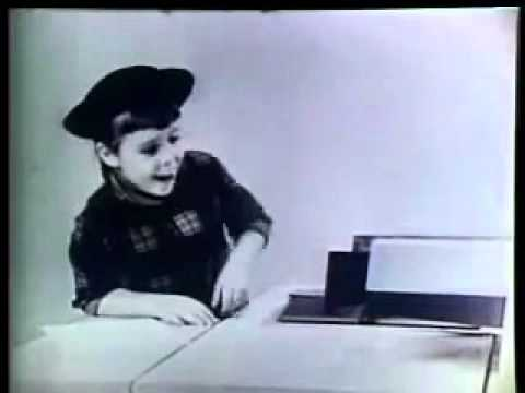 First Xerox commercial ever made
