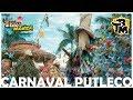 Carnaval Putleco - Videoclip oficial - Banda Tierra Mojada