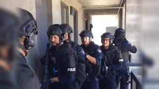 Annual SWAT Training Trip in Carlsbad, CA