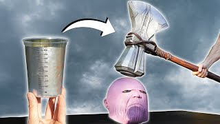 LIQUID Metal STORMBREAKER  - The THANOS Killing Kind