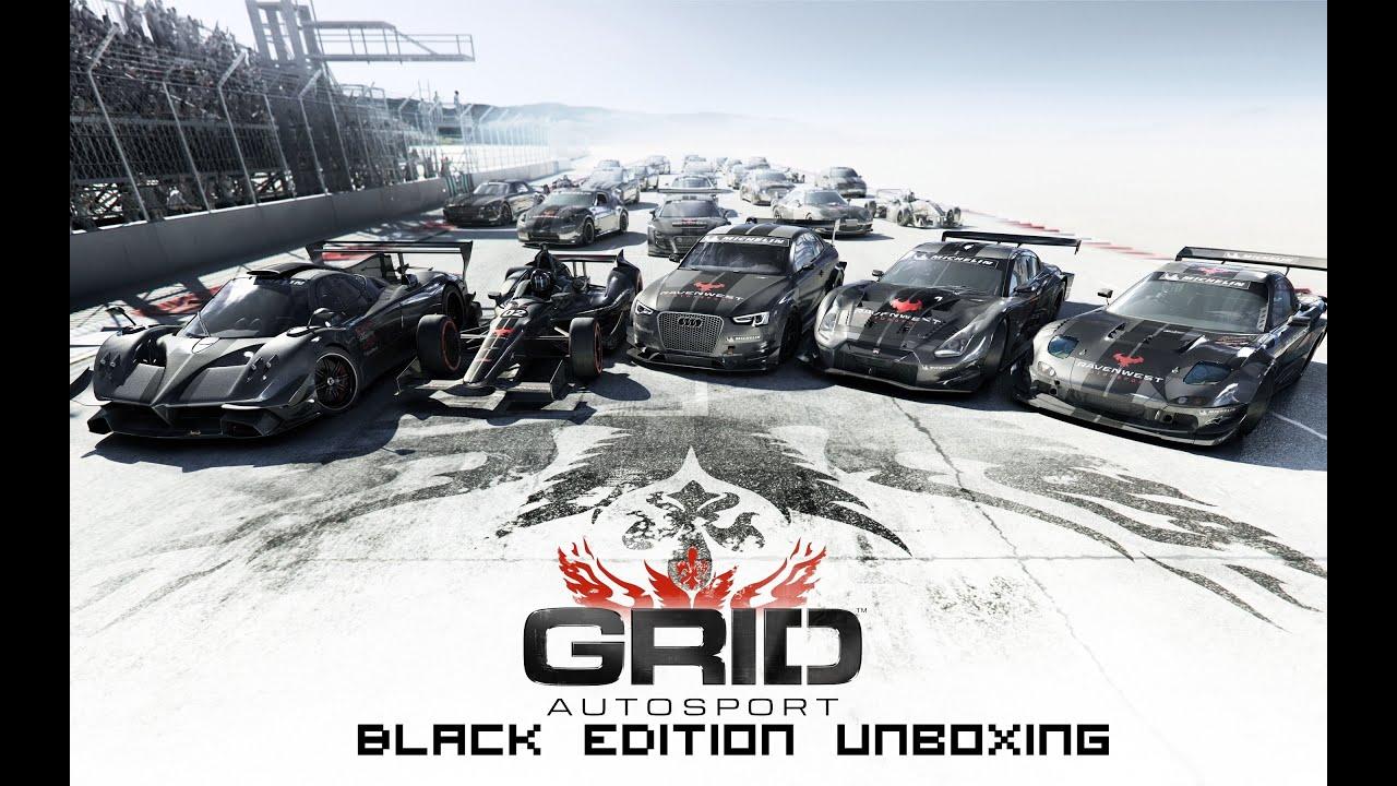 Resultado de imagem para JOGO GRID AUTOSPORT BLACK EDITION PS3