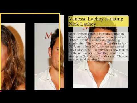 Vanessa Lachey Dating History