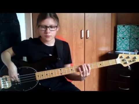 Mark Ronson - Feel Right ft. Mystikal (Bass Cover)