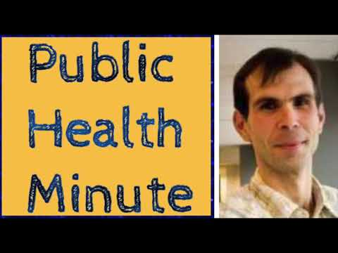 Public Health Minute with Dr. William Latimer: Dr. Alvaro Alonso