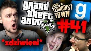 GTA V ROLEPLAY W GARRY'S MODZIE! | Garry's Mod TTT #41