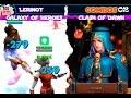Clash For Dawn Tareas menores y Guerras gal�cticas en Galaxy of Heroes Star Wars Combo 02