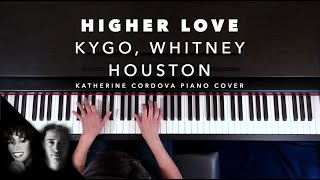 Kygo Whitney Houston Higher Love HQ piano cover.mp3