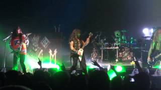 Machine Head - Halo (LIVE HD) Electric Factory Philly 12/11/12