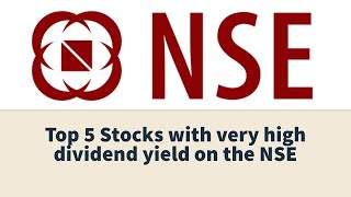 Stocks with very high dividend yield