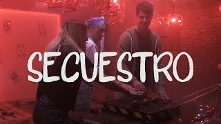 NOS SECUESTRAN (ESCAPE ROOM)