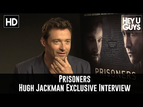 Hugh Jackman - Prisoners Exclusive Interview