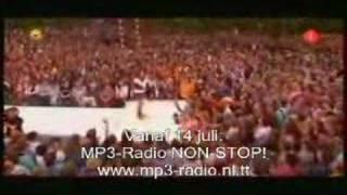 MP3-Radio: Vanaf 14 juli NONSTOP!