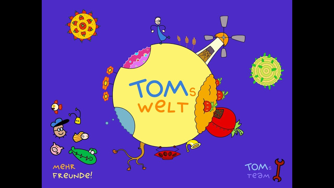 Honig film tom marmeladenbrot mit TOM &
