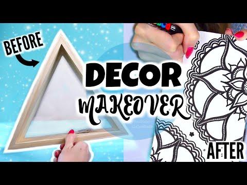 CUSTOM STORAGE MAKEOVER // DIY Craft Room Decor