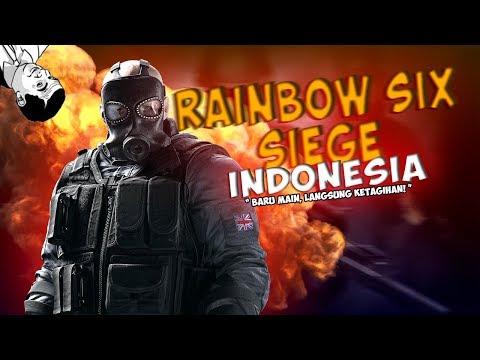 RainbowSixSiege IndoFun - '' Baru Main, Langsung Ketagihan!