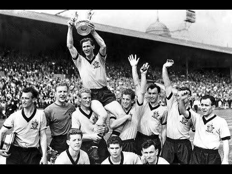 Wolves v Blackburn Rovers, FA Cup Final, 7th May 1960