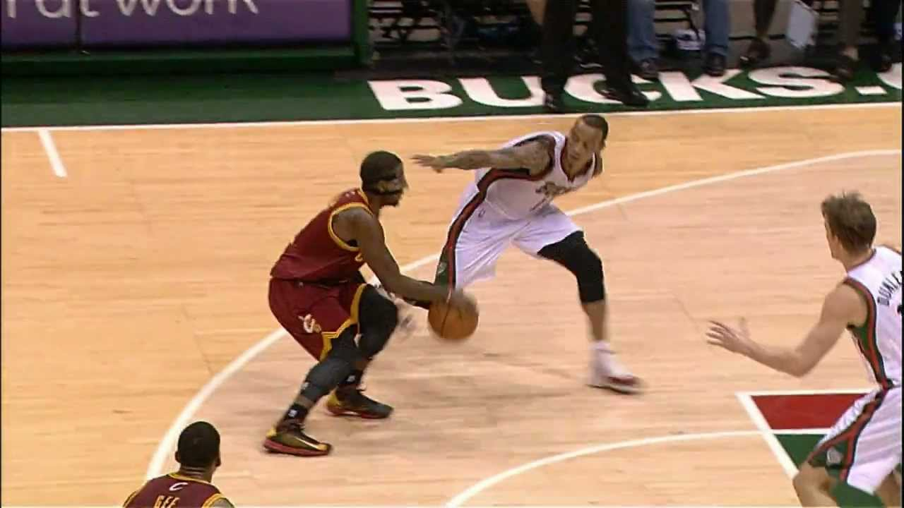 kyrie irvings killer crossover and dish youtube