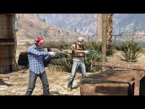 GTA:Online Nickelback Get 'Em Up