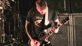 Mastodon LIVE Black Tongue - Lisbon, Portugal - 2012-01-22