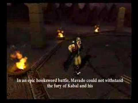 Mortal Kombat Armageddon - Kabal Ending - YouTube
