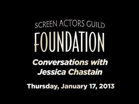 Conversations with Jessica Chastain of ZERO DARK THIRTY