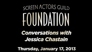 Conversations with Jessica Chastain of ZERO DARK THIRTY