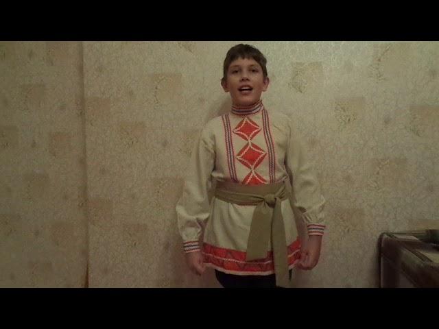 Изображение предпросмотра прочтения – ГригорийГустов читает отрывок изпроизведения «Мороз, Красный нос» Н.А.Некрасова