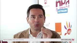 Colloque NPA-Le Figaro 2016 : Romain Lavault, PARTECH VENTURES