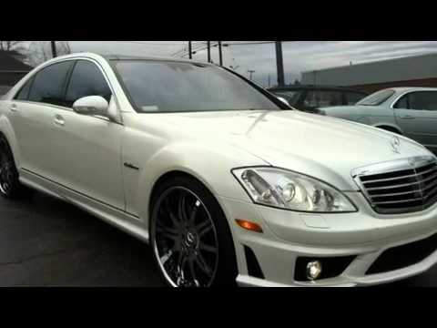 2008 Mercedes Benz S63 V8 Amg Nashville Tn 37204 Youtube